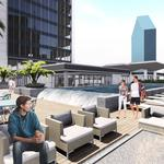 A first look at Drever's reimagined 52-story downtown Dallas tower