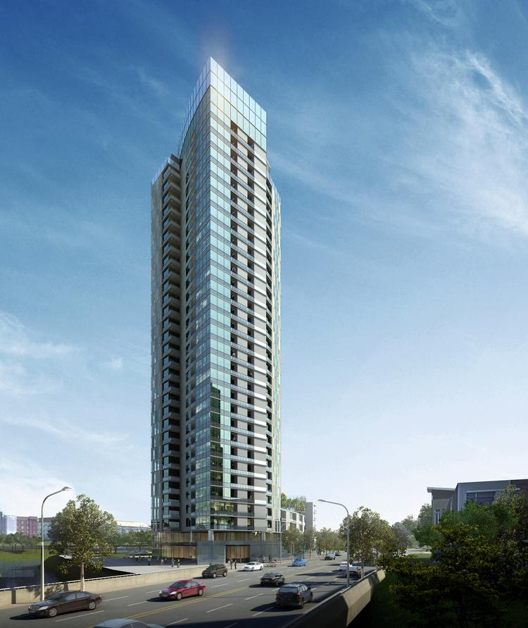 Denver Business Journal News: PM Realty Group Launches 34-story Denver Apartments