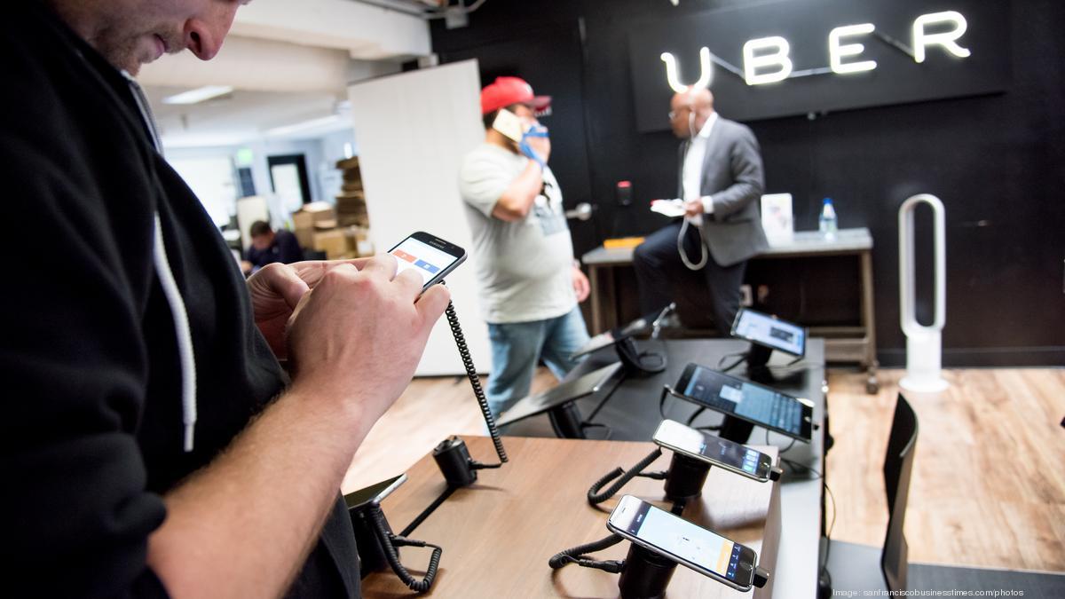 Uber VP Cameron Poetzscher resigns following sexual misconduct