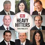 HBJ reveals Houston's 2016 top Heavy Hitters of commercial real estate