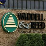 Waddell & Reed loses key division president