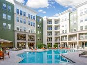 The Ivy Residences at Health Village apartment complex was completed in late 2014.