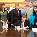 Hickenlooper signs bipartisan state budget bill