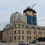 Downtown apartment conversion moving ahead