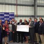 JPMorgan awards $1M to local college for transportation center
