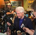 Heine Bros. president on high-profile visits: It's a coffee shop for all ideas, not just the liberal ones (Video)