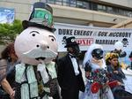 CBJ Morning Buzz: Wells Fargo loses $2B account; Protesters expected at Duke Energy HQ; Winthrop gets a top ranking
