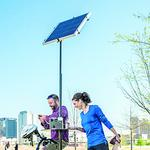 Startups eye growth as big players embrace solar