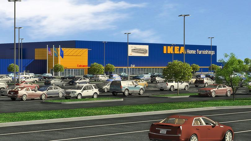 Oak Creek Ikea to break ground later this month   Milwaukee   Milwaukee  Business Journal. Oak Creek Ikea to break ground later this month   Milwaukee
