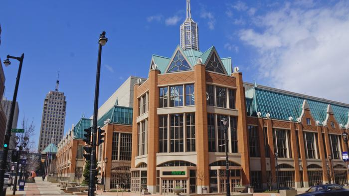 Do you think the Wisconsin Center convention hall should be expanded?