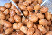 The Greek traditional pastry Loukoumades will be available.