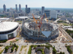 Will stadium opening in Atlanta spark discussion of new home for the Carolina Panthers?