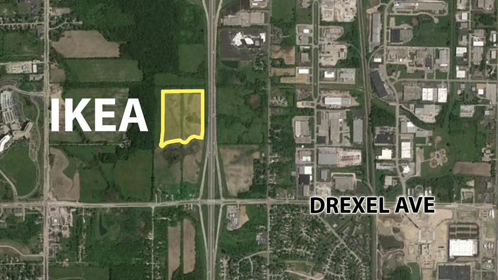 Developer makes  4 4 million bid for Oak Creek land near Ikea site    Milwaukee   Milwaukee Business Journal. Developer makes  4 4 million bid for Oak Creek land near Ikea site