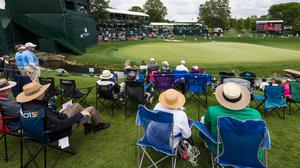 Who's back in charge of Wells Fargo Championship advertising?