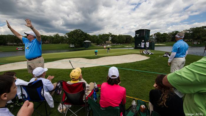 Are you heading out to the Wells Fargo Championship?