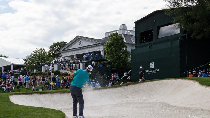 Wells Fargo makes damage control a part of its PGA Tour push