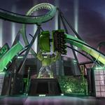 Universal Orlando reveals details for new Hulk roller coaster
