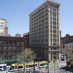 EXCLUSIVE: Downtown Cincinnati office building along streetcar line up for sale