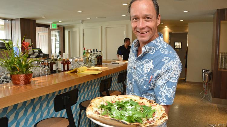 williams sonoma features hawaii cuisine, chef ed kenney, waikiki