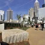 Greystar purchases uptown Charlotte site, plans to start 33-story apartment tower next year