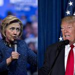 Trump, Clinton visit Pittsburgh for final campaign stops
