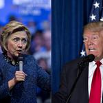 <strong>Clinton</strong> attacks Trump's business record, and he returns fire (Video)