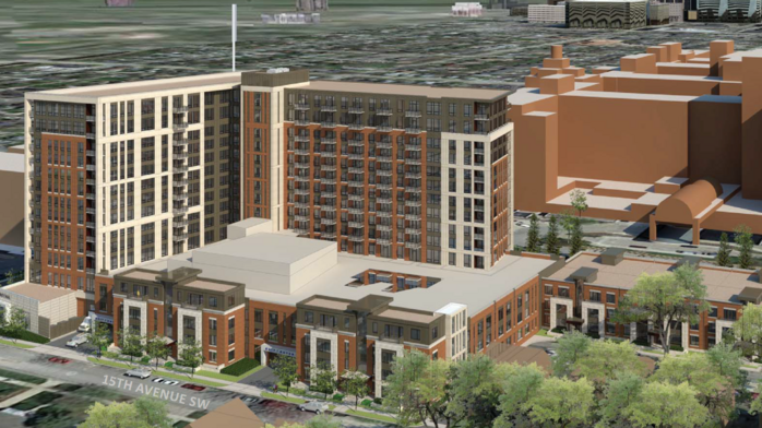 After slow start, Rochester's promised building boom may be here