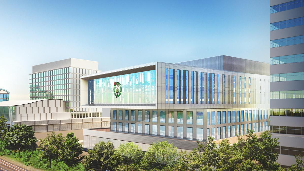 New Celtics Facility Lands 76m Loan From Local Bank Boston Business Journal