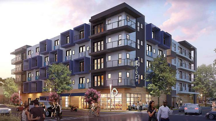 The Indie is a specialty multifamily project that will deliver 139 microunit apartments in East Austin ranging in size from 350-square-foot studio apartments to 520-square-foot two-bedroom units.