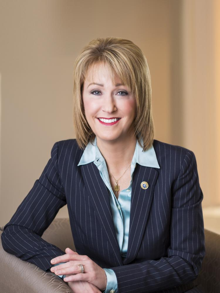 Kathleen Mazzarella, chairman, president and CEO of Graybar.
