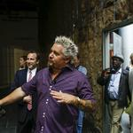See where Guy Fieri's been eating around Houston