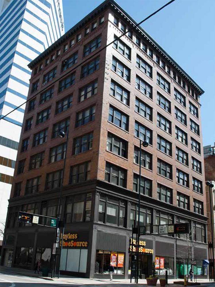 $19 Million Conversion Of Downtown Cincinnati Office