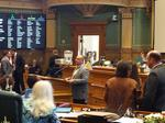 Measures on alcohol sales, oil and gas taxes pass on Legislature's final day
