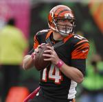 Chart of the Day: Dalton's new contract blows other Bengals away