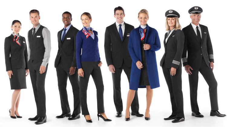 American Airlines Names A New Supplier For Pilot Uniforms Chicago