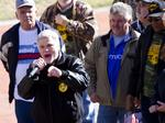 United Mine Workers president charged with trespassing after Consol HQ rally