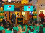 Junior Achievement gets its biggest individual gift ever from local philanthropists