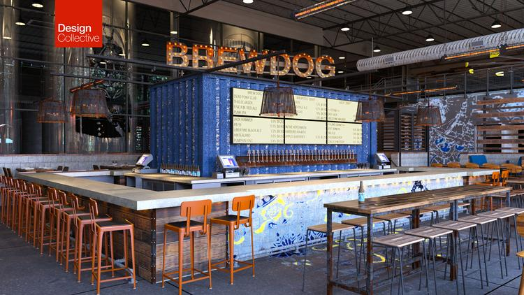 Brewdog Pledges Bars For Any Market With 500 Investors