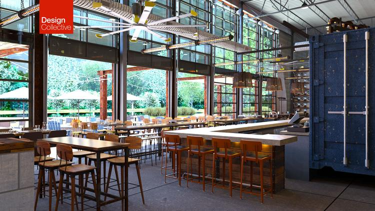 BrewDog USA's Canal Winchester brewery will include a bar and restaurant called DogTap Columbus.