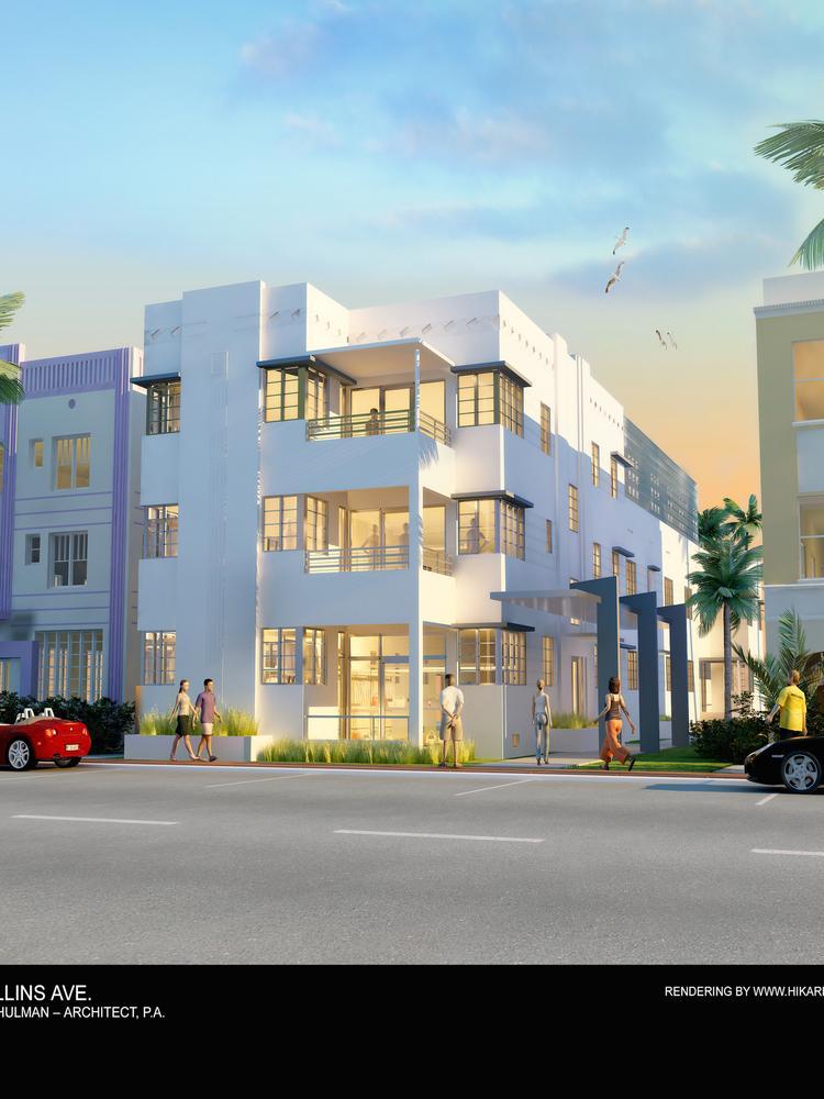 South Beach Apartment Hotel Jetset