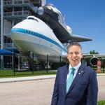 Space Center Houston CEO: 'Our aspiration is to get to 2 million visitors a year'