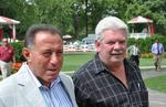 Roddy Valente: His horse on the Saratoga track and heart in his throat (Video)