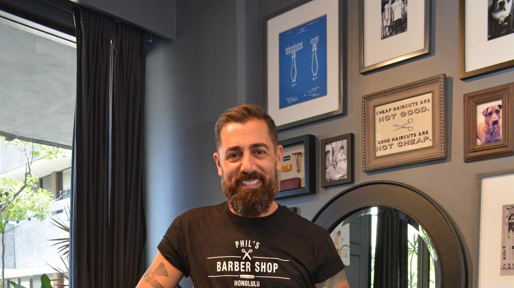 How I Started A Pop Up Barber Shop In My Hair Salon Pacific