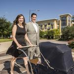 Meet Austin's new power pairs: Social work and commitment make this marriage work