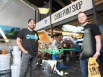 Hobby print shop becomes multi-million-dollar business — one shirt at a time