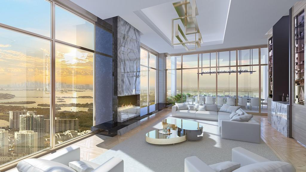 Stuart Zimmer buys penthouse in Mansions at Acqualina in Sunny Isles