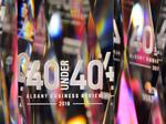 Watch the 40 Under 40 video presentation