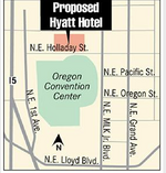 City Club adds convention hotel critic to Friday panel
