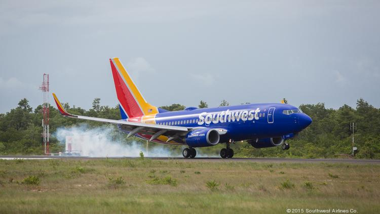 Southwest Airlines Is Pulling Into Cincinnati Starting With Flights To Bwi Baltimore