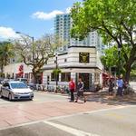 Retail building in Miami's Coconut Grove sold